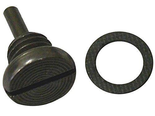 BOAT DRAIN PLUG SCREW /& GASKET MAGNETIC OEM 318544 OMC JHOHNSON EVINRUDE 18-2278