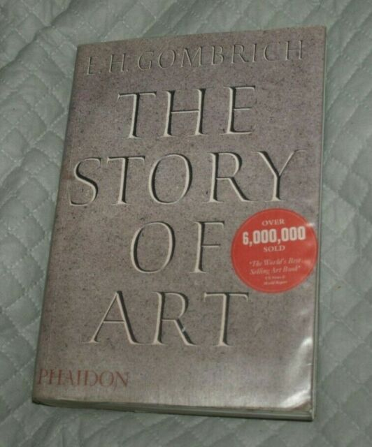 The Story of Art - 16th Edition ; E.H. Gombrich (English) Libro Inglese