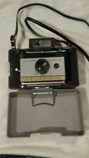 Polaroid 215 Automatic Land Bellows Camera . Untested