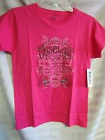 Cabela's World's Outfitter Since 1961 Roses Womens Pink Small T-shirt