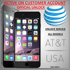 AT&T ACTIVE IMEI UNLOCK SERVICE All Brands/All Models