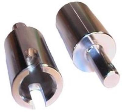 5pcs Insulated Metal Clad Multimeter 2mm Panel Mount Tip Jacks BS2104