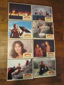 The BeastMaster Lobby Card Movie Poster Marc Singer