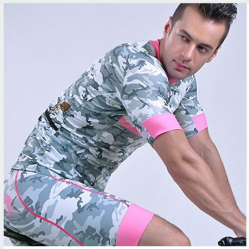 Cycling Jerseys Bib Shorts Bike Kit Racing Riding Tri MTB Pro Team Bicycle