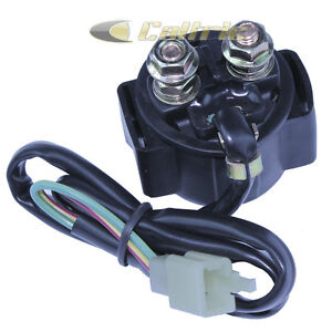 starter relay solenoid fits honda 1100 vt1100c shadow 1989. Black Bedroom Furniture Sets. Home Design Ideas