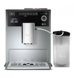 Melitta-Caffeo-CI-E-970-Kaffeevollautomat-Kaffeemaschine-mit-Milchaufschaeumer