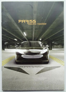 V12862-PARISS-ELECTRIC-ROADSTER-CATALOGUE-NON-DATE-15x21-GB