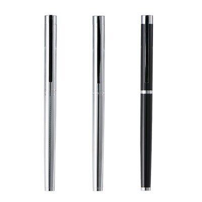 Jinhao 126 Metal Fountain Pen Executive Extra Fine Nib 0.38//0.5mm Writing New #s