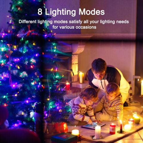 1-10m USB LED Fairy Festoon String Lights Christmas Garlands Lamp for Home Decor