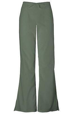Cherokee Scrubs Workwear Women's Drawstring Scrub Pant 4101 OLIVE