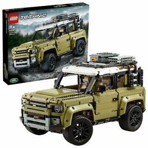 42110-LEGO-TECHNIC-LAND-ROVER-DEFENDER-2573-PEZZI-11-ANNI-NUOVO-SIGILLATO