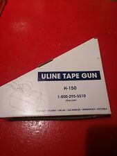 Uline Tape Dispenser H 150 2 Side Load Industrial Packing Gun Shipping 3 Units