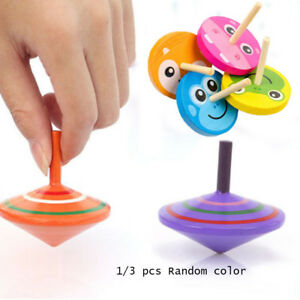 Wooden-Gyro-toys-Classic-Fidget-Spinner-Spinning-Top-Relief-Stress-Desktop