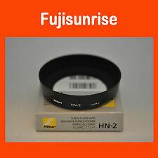 Original Neuf Nikon HN-2 Paresoleil vissant Pour AF 28 mm f/ 2.8 D 35-70 3.5-4.5
