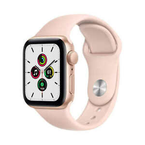 Apple Watch SE 40mm GPS with Sport Band -NEW SEALED (Different Colour Options)