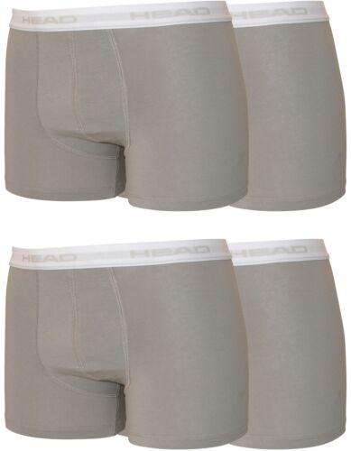 4er Pack Head Uomo Boxershorts Biancheria Intima Boxer Short Mutande S M L XL