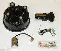 Wisconsin Vh4d Vg4d Prestolite Distributor Points/condenser/cap/rotor Kit