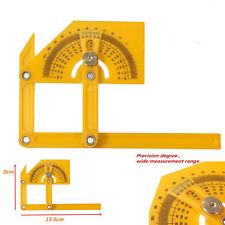 Winkelmesser Wasserwaage Gradmesser Schmiege Winkelmessgerät Winkel Messen 180°