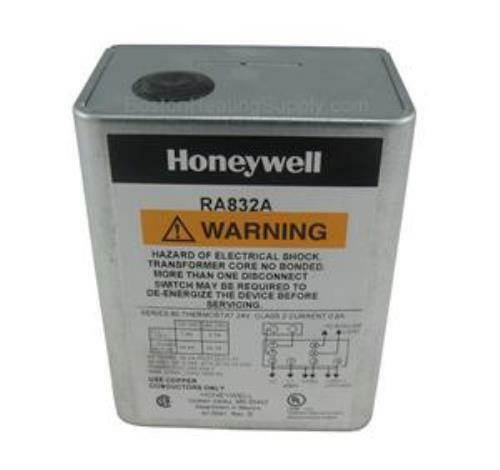 Honeywell Ra832a1066 Switching Relay With Dpst Switching