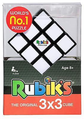 Sito Ufficiale Originale Cubo Di Rubik Rubik Cube 3 X 3 World's N. 1 Puzzle In Scatola Imballaggio Uk-mostra Il Titolo Originale