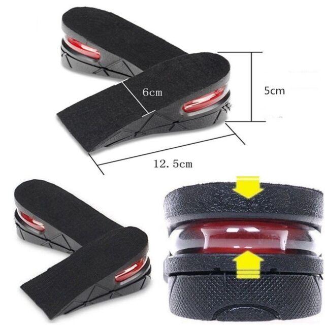 Pad Taller Height Shoe Air Cushion 5cm Insole Heel