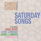 Saturday Songs Chris Cheek 0016728145329