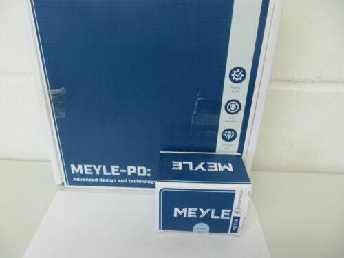 Meyle Bremsscheiben und Bremsbeläge Opel Astra J und Mokka Satz für hinten