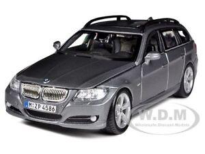 Image Is Loading BMW 3 SERIES TOURING WAGON GREY 1 24
