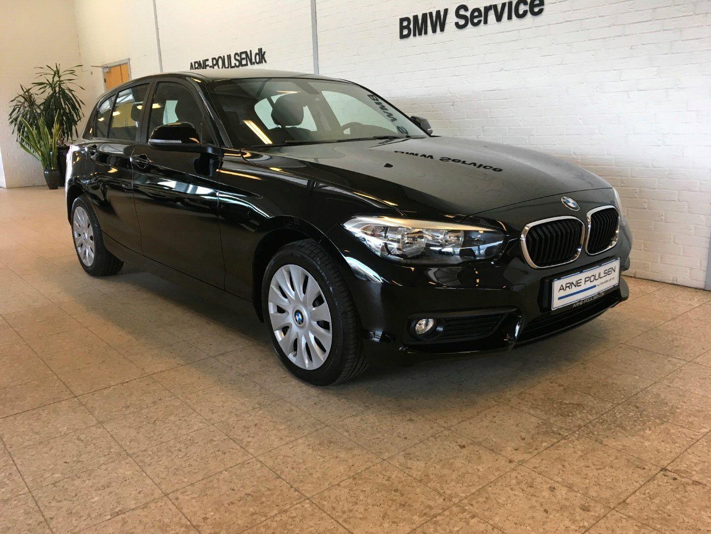 BMW 116d 1,5 aut. 5d - 220.000 kr.
