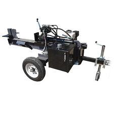 Splitting Edge 20-Ton Honda-Powered GX240 Horizontal Gas Log Splitter w/ Hydr...
