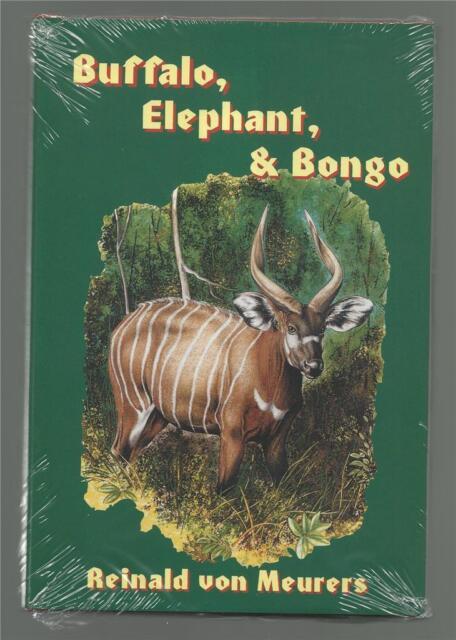 Solo Safari Terrance Cacek AFRICA AFRICAN BIG GAME HUNTING