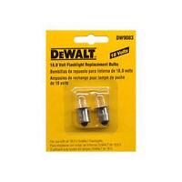 Dewalt Dw9083 18v Flashlight/floodlight Bulb