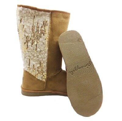 Moda Al Tobillo De Invierno Para Mujer Dama Piña CAF militar Piel Botas Altas Zapatos Talla
