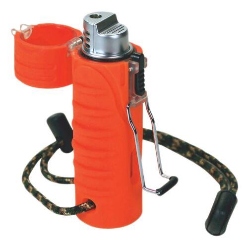 Ultimate Survival Technologies Trekker Stormproof Fire Lighter Orange 6-Pack