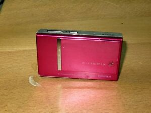 Fujifilm-FinePix-Z-Series-Z10fd-7-2-MP-Camara-digital-Rosa
