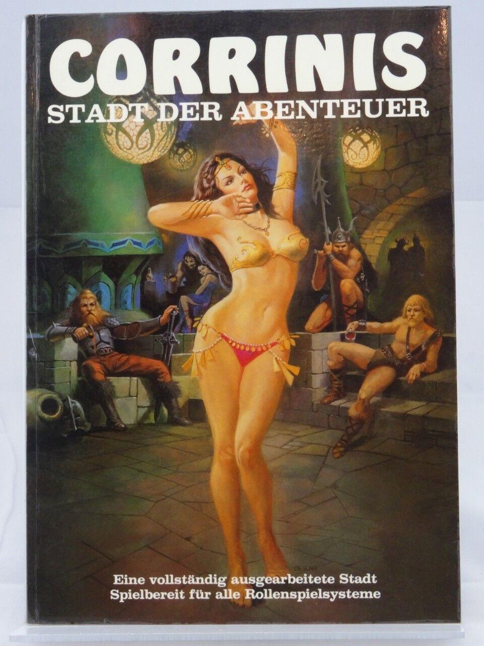 Corrinis Stad der Abenteuer  (F&SF-Spiel, Stephen und April Abrams) 103003001