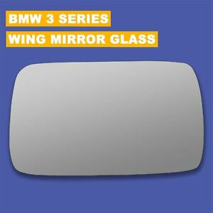 For BMW 3 Series 2012-2018 Left passenger side Electric wing mirror glass plate