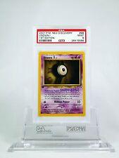 PSA 9 MINT 1st Edition Unown I Pokemon Neo Discovery #68/75