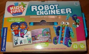 Robot-Engineer-Kids-FIrst-THames-amp-Kosmos-Engineering-Kit-with-Storybook-567009