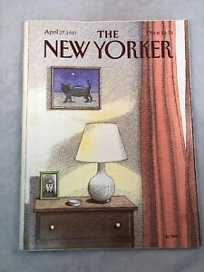 The New Yorker Magazine April 27, 1987