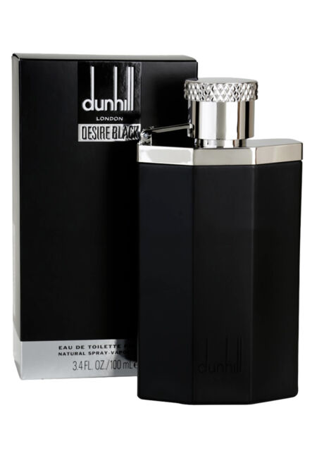 Dunhill Desire Black 100 ML Men EDT Perfume
