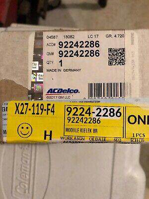 ACDelco 92242286 GM Original Equipment Electronic Brake Control Module