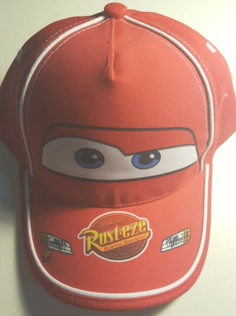 a5648c4584d Buy Two Disney Pixar Cars Lightning McQueen Rusteze Kids Baseball ...