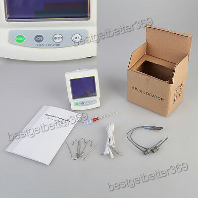Dental LCD display Apex Locator Endodontic Root Canal Finder Upgraded J2