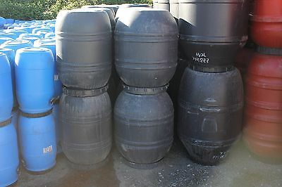 100 Litre Grey Water Butt Rain Collecting Barrel Raft Float