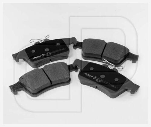 Plaquettes de freins plaquettes de frein saab 9-3 arrièreEssieu Arrière