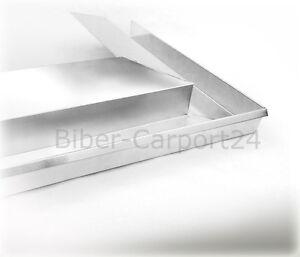Kastendachrinne alu  Ecke zu Profil Nr. 20, 30, 31, 32, 34 Titanzink Aluminium ...