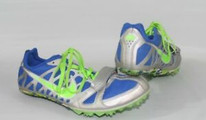 super popular 1f6a7 326d5 Image is loading Nike-Zoom-Rival-S-6-Sprint-Track-Shoes-
