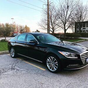 2015 Hyundai Genesis Luxury