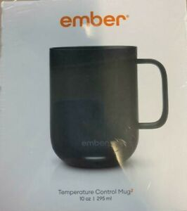 Ember-Temperature-Control-Smart-Mug2-10oz-Black-App-Enabled-Heated-Coffee-Cup-BR